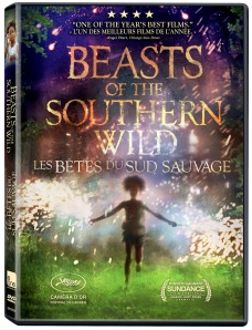 Pick up your copy of the award contending Beasts of the Southern Wild on December 18, 2012. Courtesy of eOne Media