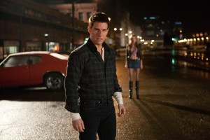 Tom Cruise is JACK REACHER. Courtesy of Paramount Pictures and Skydance Productions