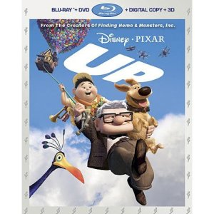 Grab your copy of Up on Blu Ray 3D December 4, 2012. Courtesy of DisneyPixar